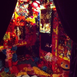 SUGARAMA Exhibition, The Vyner Street Gallery, London 2012